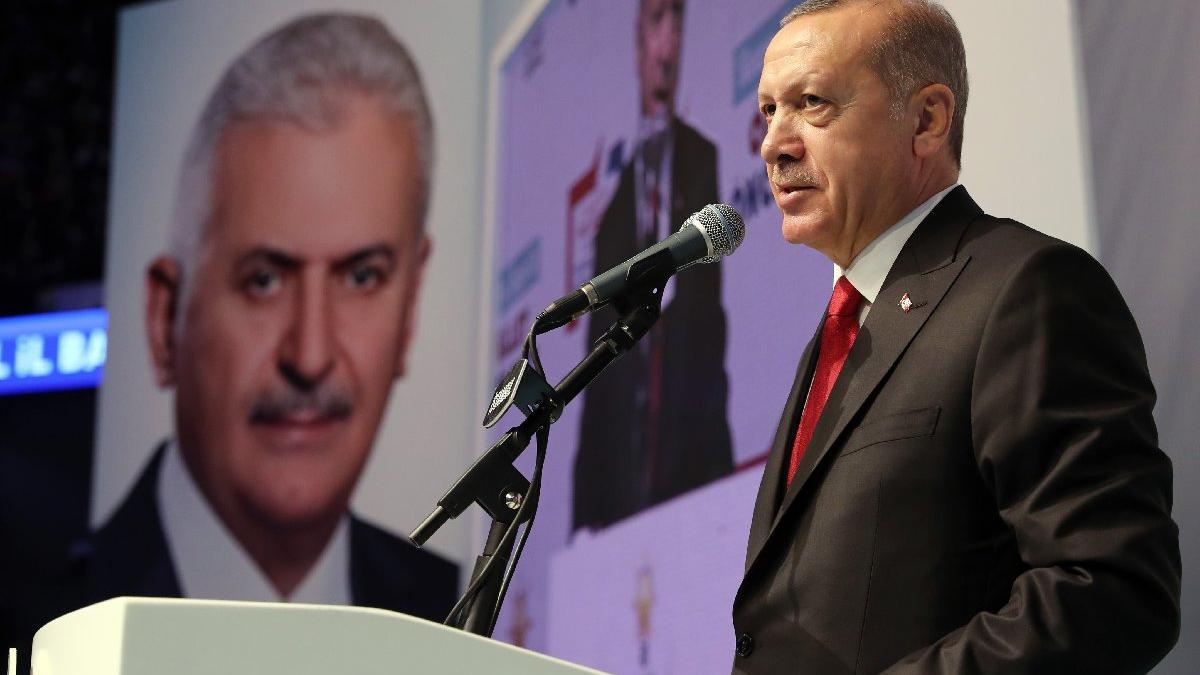 İşte AKP'nin İstanbul adayları...Büyükşehir adayı Binali Yıldırım oldu