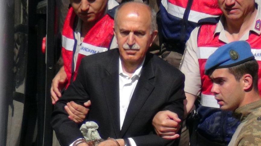 Eski Bursa Valisi Şahabettin Harput'a FETÖ'den 6 yıl 3 ay hapis