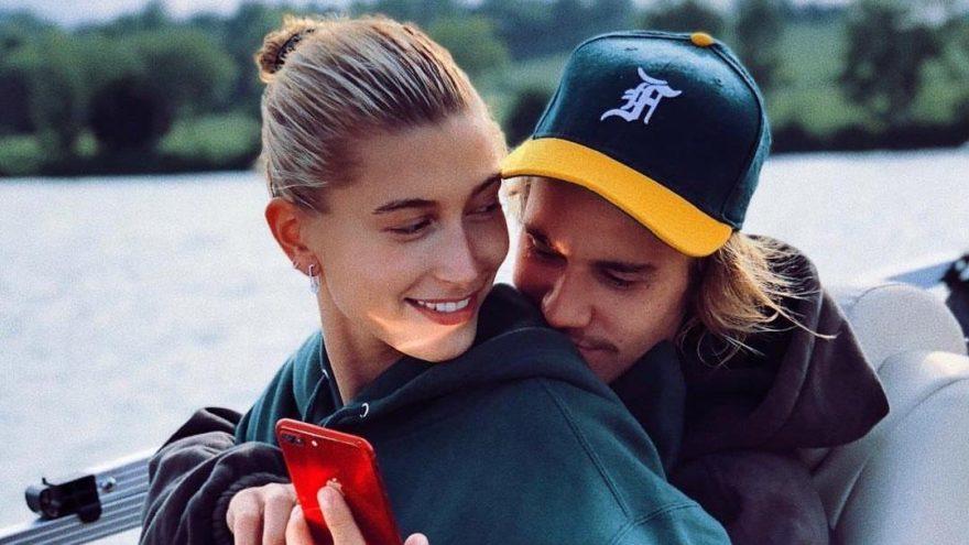 Hailey ve Justin'den 'Gerçek aşk'ın moda çekimi