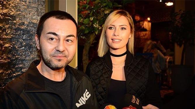 Serdar Ortaç'tan 'Boşanacak' iddialarına cevap: Chloe gelsin konuşacağım