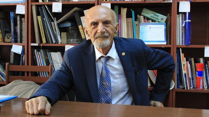 Vefat eden araştırmacı Seyit Küçükbezirci, son söyleşisini sozcu.com.tr'ye verdi!