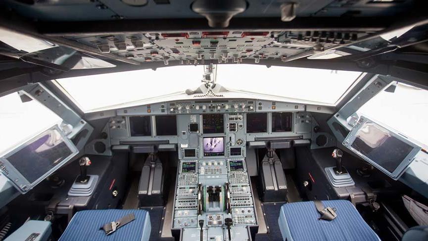 Özel uçak pilotuna mesajla gelen bomba ihbarı asılsız çıktı