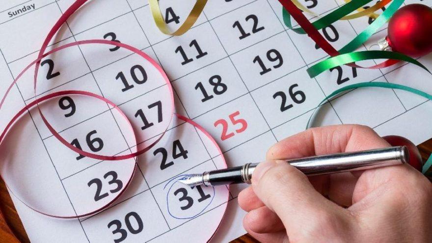 31 Aralık tatil mi? Yılbaşı tatili kaç gün? 31 Aralık günü okul var mı?