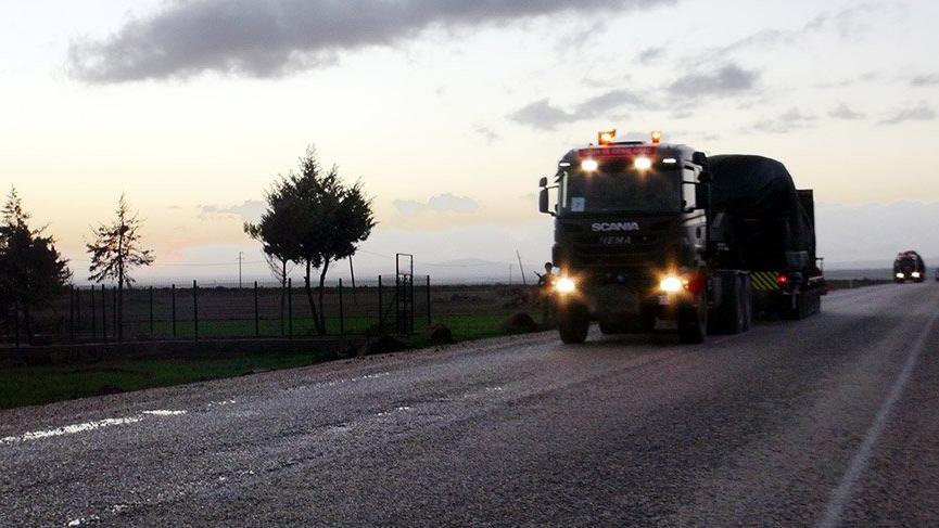 Suriye sınırında hareketli anlar! Operasyon için hazırlıklar başladı