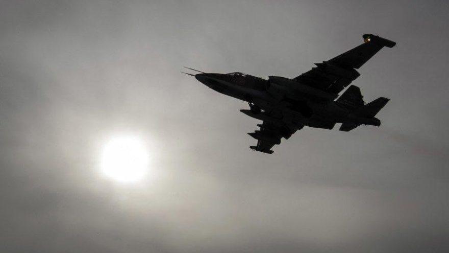 Ermenistan'da savaş uçağı düştü: 2 ölü