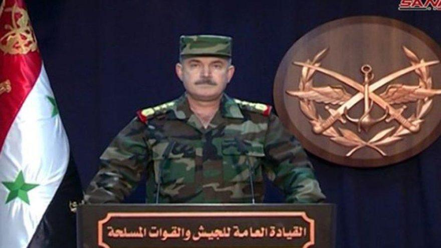 Suriye ordusu bayrağı dikti! Esad güçleri Menbiç'te!