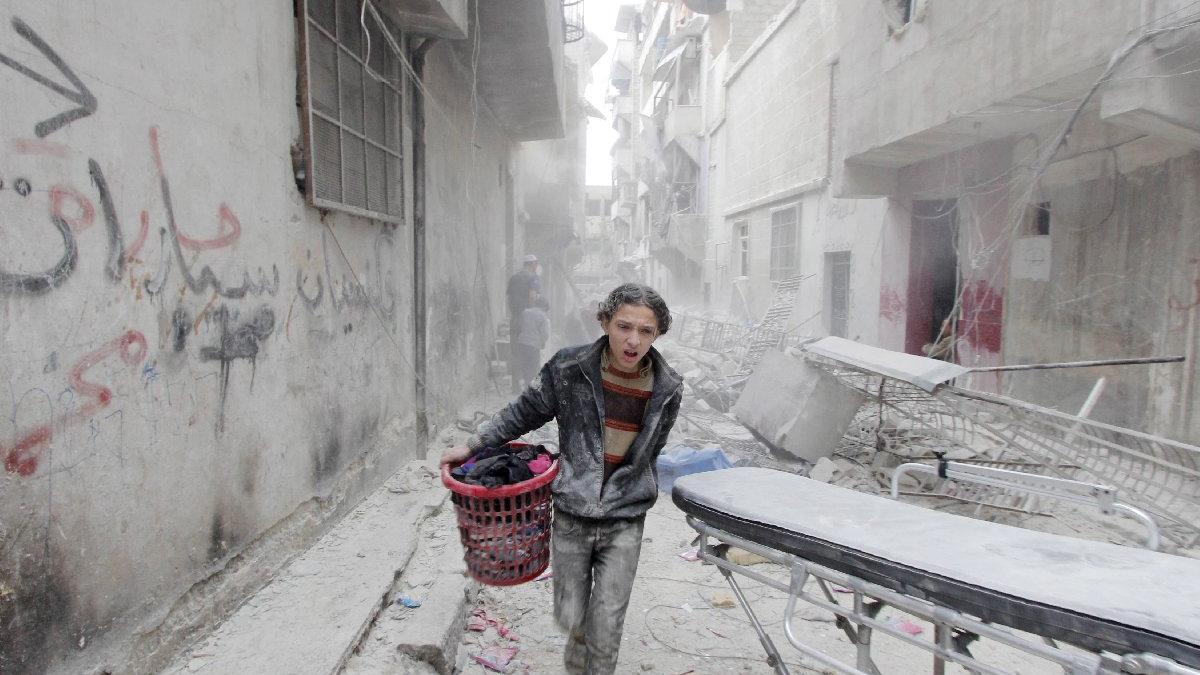 Suriyeli muhaliflerden ABD'ye tepki