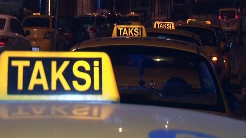 İstanbul'daki taksicilere 'sabit yol' uygulaması