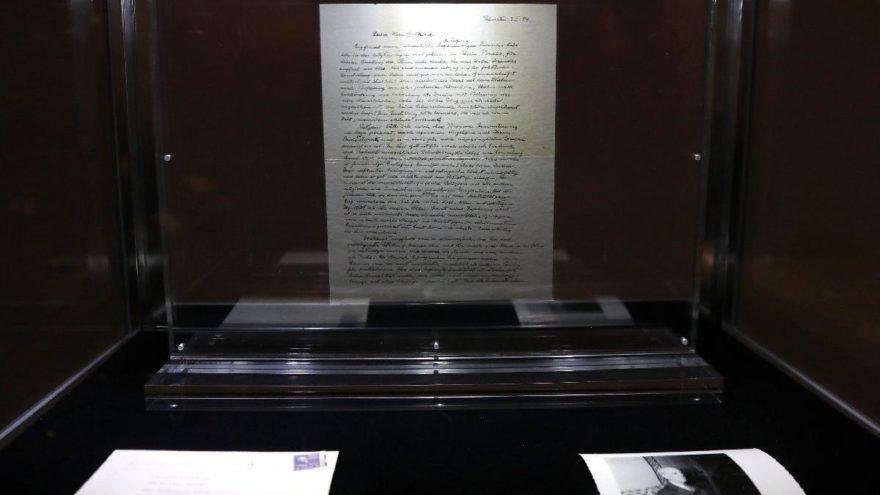 Einstein'ın 'Tanrı Mektubu'nun tam metni