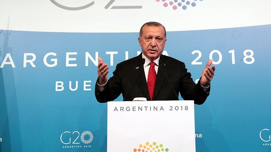 Son Dakika… Erdoğan: Kaşıkçı cinayeti konusunda gerekirse uluslararası yargıyı ayağa kaldırırız