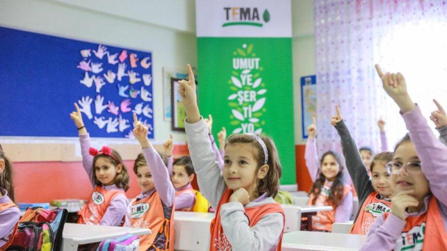 Evimiz Dünya Projesi ile çocuklar doğayı öğreniyor