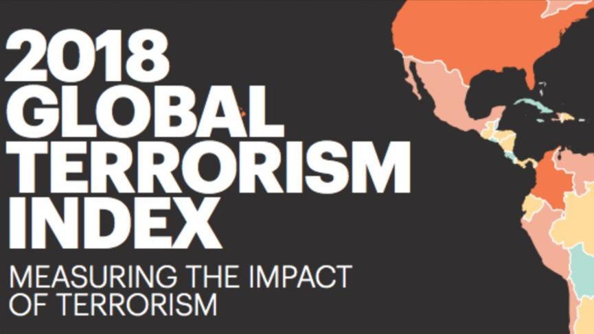 Terör nedeniyle en çok kana bulunan 10 ülke açıklandı!