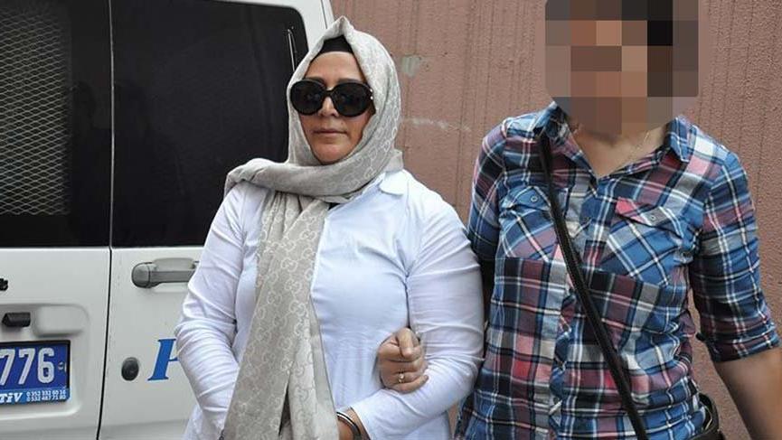 Mustafa Boydak'ın eşine FETÖ'den 7, 5 yıl hapis cezası