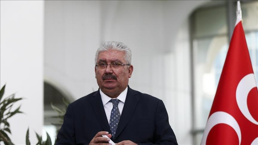 MHP'den 'tüzük' iddialarına yanıt