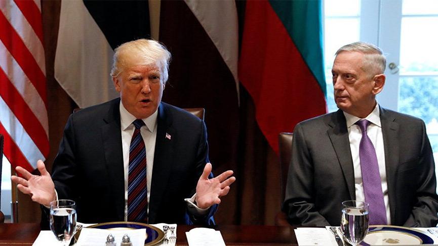 Trump açıkladı! ABD Savunma Bakanı Mattis şubat ayı sonunda emekliye ayrılacak