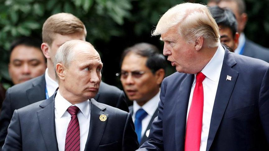 Trump'ın Putin ile görüşmek için bir şartı var