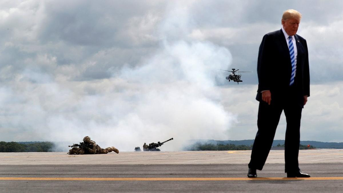 ABD basınında flaş iddia: Trump Suriye'den sonra Afganistan'dan da çekiyor!