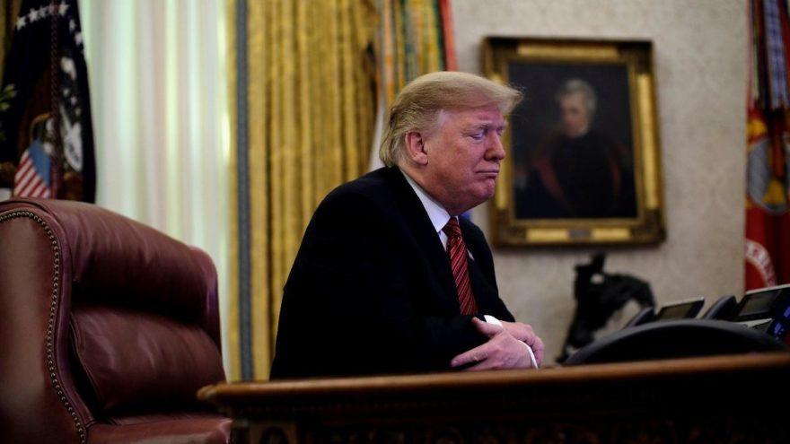 Trump inat etti: Duvar yapılana kadar hükûmet kapalı kalacak
