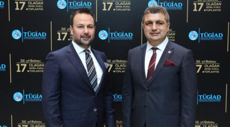 Türkiye'nin genç işadamları yeni başkanını seçti