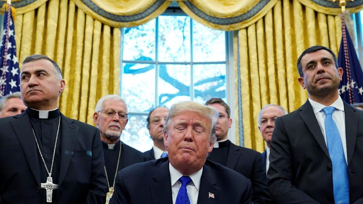 Trump tekrarladı: Prens Selman'ın yanındayım