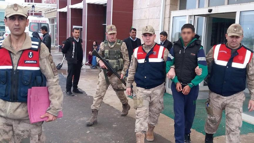 Suriyeli teröristler tutuklandı