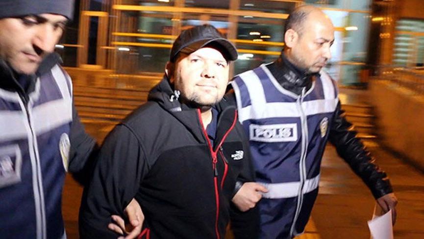 Talha Uğurluer, FETÖ'den tutuklandı