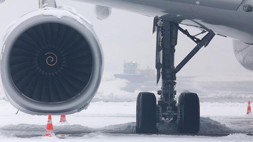 Uçak seferlerinde aksamalar olabilir