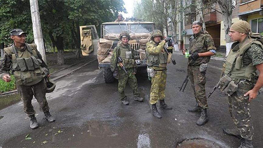 Ukrayna'dan orduya serbest atış izni!