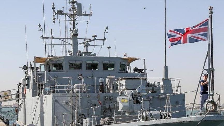 İngiltere, Ukrayna için Karadeniz'e savaş gemisi gönderdi