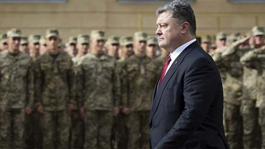 Ukrayna parlamentosunda 'Rusya'ya savaş ilanı' tasarısı!