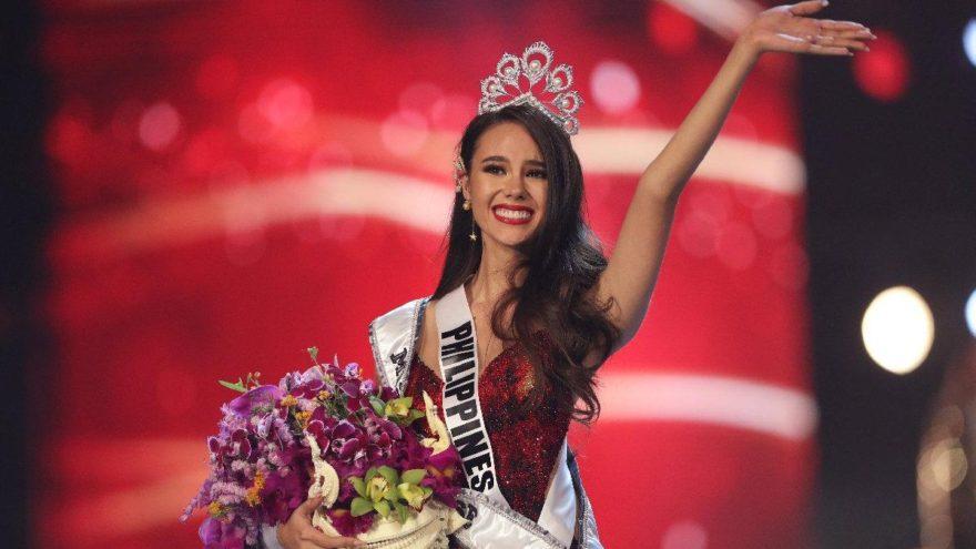 Kainatın en güzeli Filipinler'den çıktı