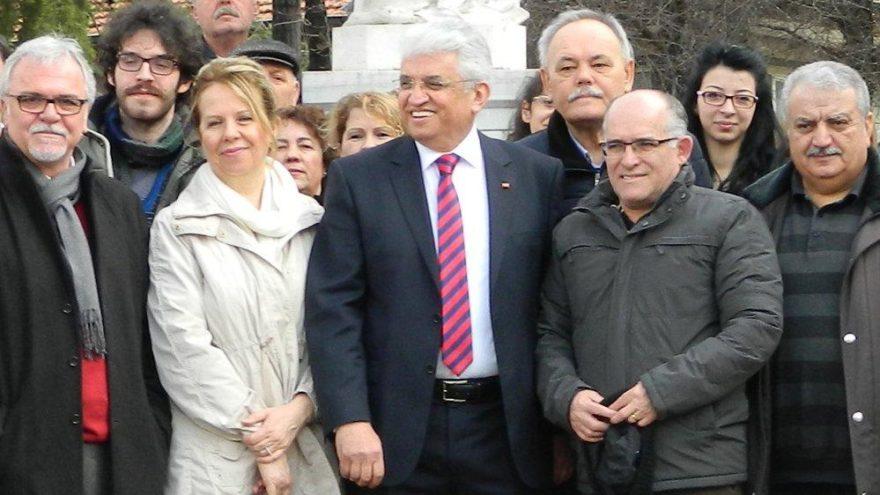 CHP Kırklareli Belediye Başkan aday adayı Tuna Soykan: Yaşanabilir kent sözü veriyorum