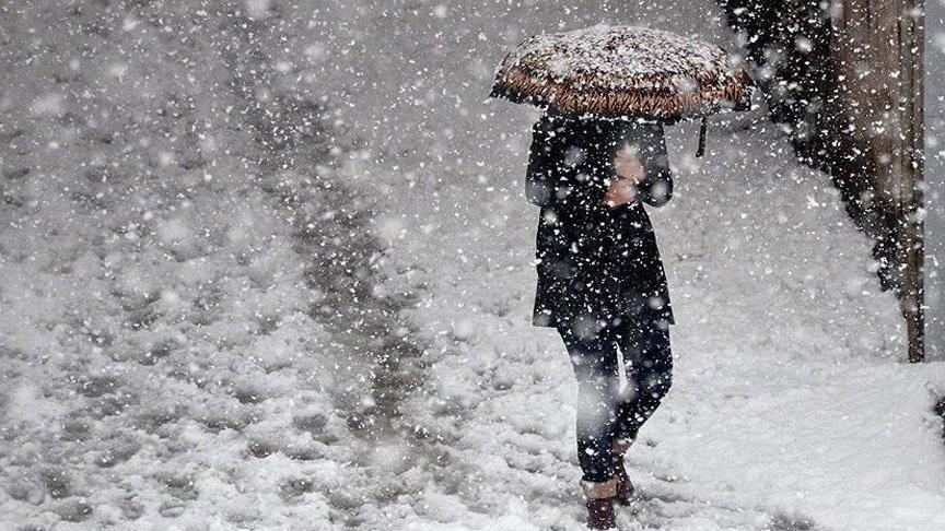 Yoğun kar, don, yağmur, fırtına! Meteoroloji'den her bölgeye ayrı uyarı geldi…