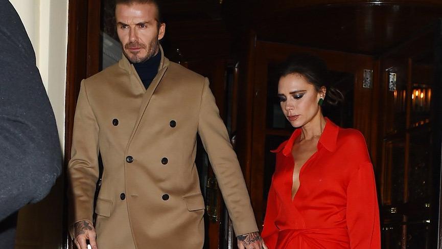 Victoria Beckham, David Beckham için yaptırdığı dövmeyi sildirdi