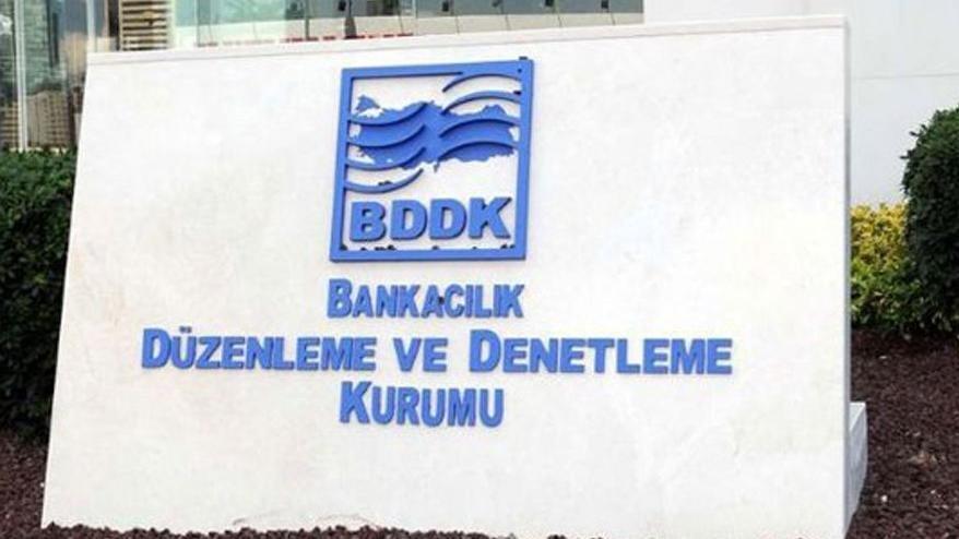 Bankacılık sektörünün aktif büyüklüğü 3,8 trilyon lira oldu