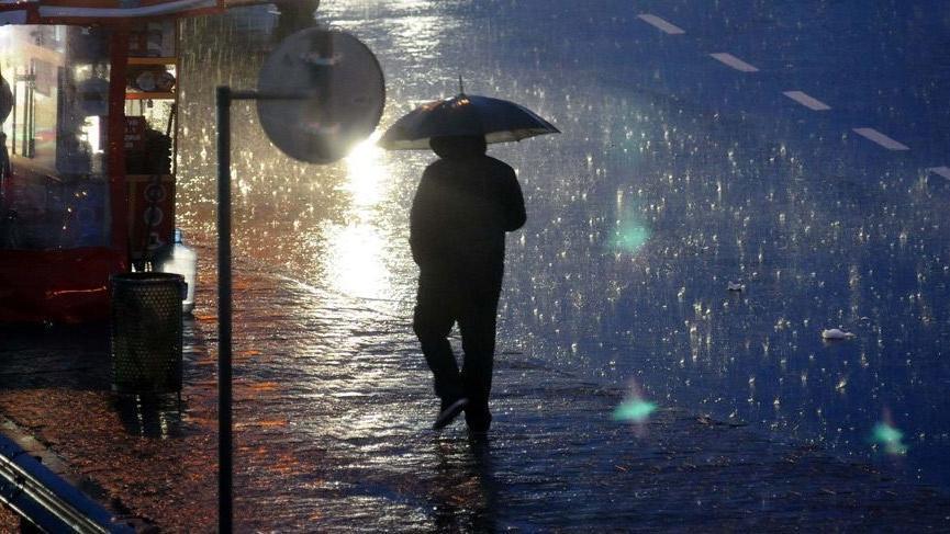 Son dakika… Yoğun yağış nedeniyle Mersin ve KKTC'de okullar tatil edildi