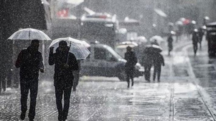 Dikkat! Sağanakla beraber soğuyacak... | Meteoroloji'den son dakika hava durumu tahminleri