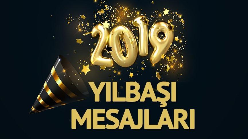 2019'a özel anlamlı yılbaşı mesajları… İşte yeni yıl mesajları 2019!