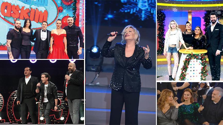 Yılbaşında hangi kanalda hangi program var? Yılbaşı gecesi televizyondaki diziler ve programlar listesi…