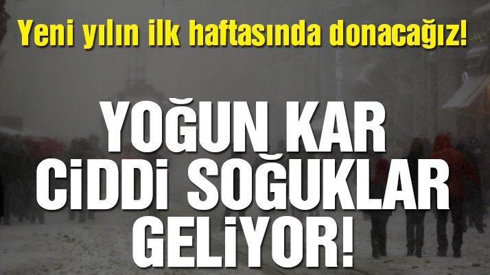 Tahmin sistemlerinde gözüktü! İstanbul'u da vuracak…