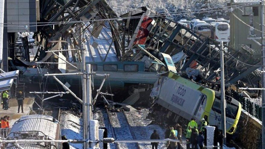 Tren kazasıyla ilgili 3 kişi adliyeye sevk edildi
