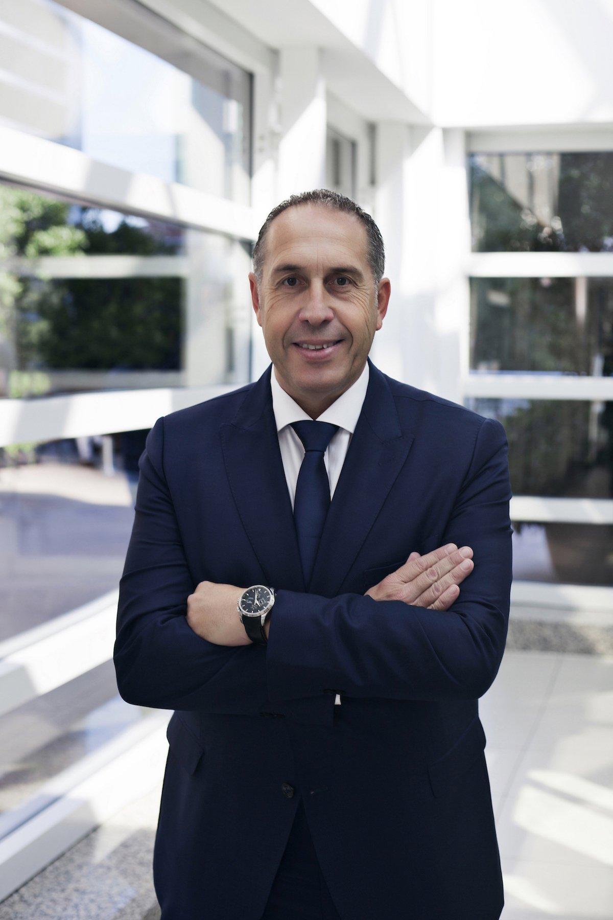 Euromaster Türkiye Genel Müdürü Jean Marc Penalba
