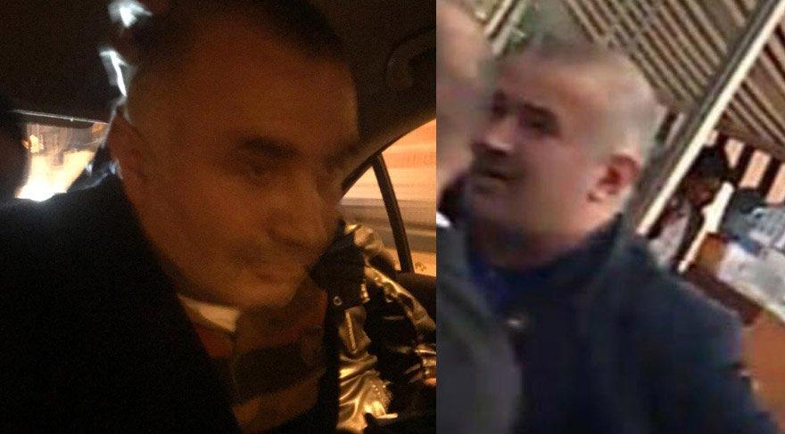 Çete lideri Kenan A. eğlence mekanında yakalandı.