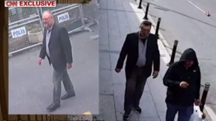 Kaşıkçı'nın İstanbul'daki Suudi Arabistan Başkonsolosluğu'na girdikten sonra öldürülmesi dünya gündemini meşgul etti. Suudilerin, Kaşıkçı'ya benzeyen bir dublör kullandıkları ortaya çıktı.