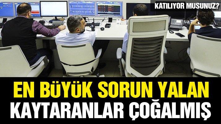2018 Türkiye İş Ahlakı Araştırması sonuçları açıklandı! Kaytaranların sayısı artıyor