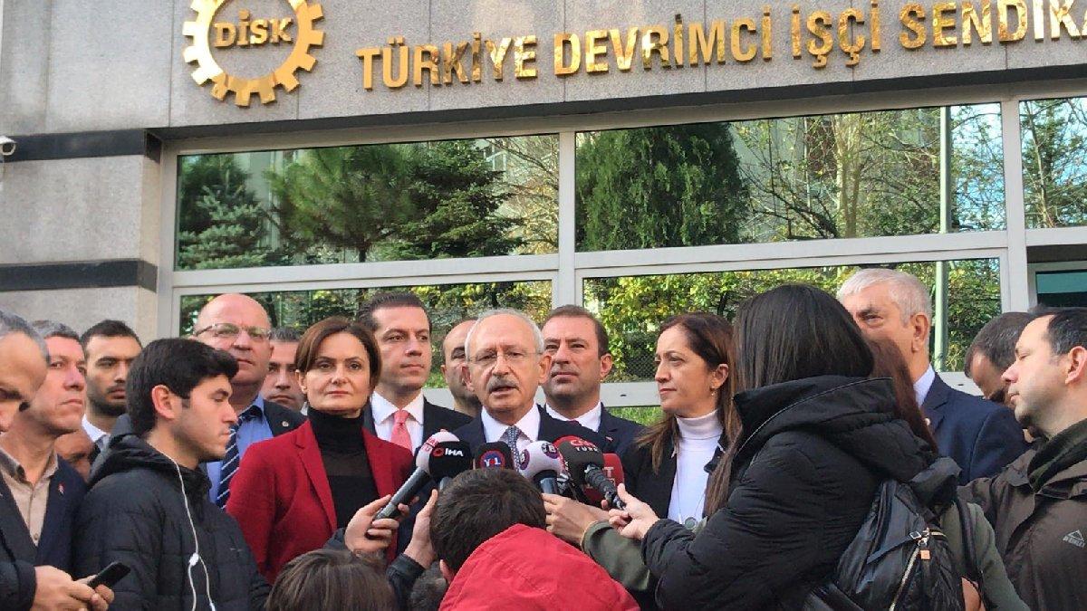 FOTO:SÖZCÜ - Kılıçdaroğlu, yerel seçim çalışmaları hakkında bilgi verdi.