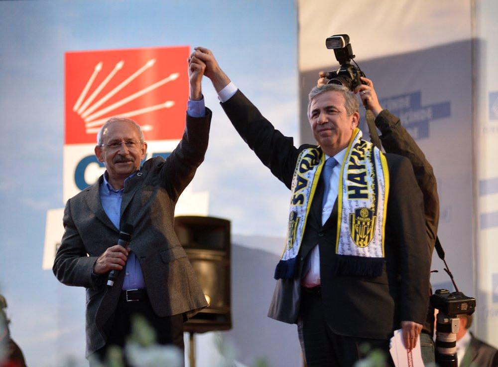 Foto:depophotos - Mansur Yavaş, 2014'deki seçimlerde de CHP'nin Ankara adayıydı.