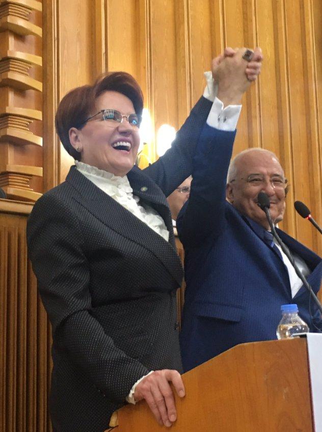MHP'den istifa eden Mersin Büyükşehir Belediye Başkanı Burhanettin Kocamaz, İYİ Parti'nin adayı oldu.