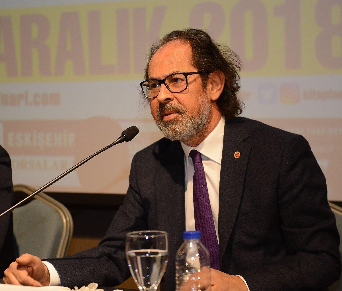 Türkiye Yayıncılar Birliği Başkanı Kenan Kocatürk/Fotoğraf: AA