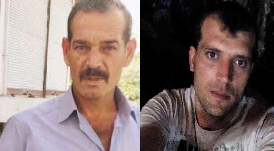 Ahmet Loş ile yeğeni Asım Loş, yapılan tüm müdahalelere rağmen kurtarılamadı.